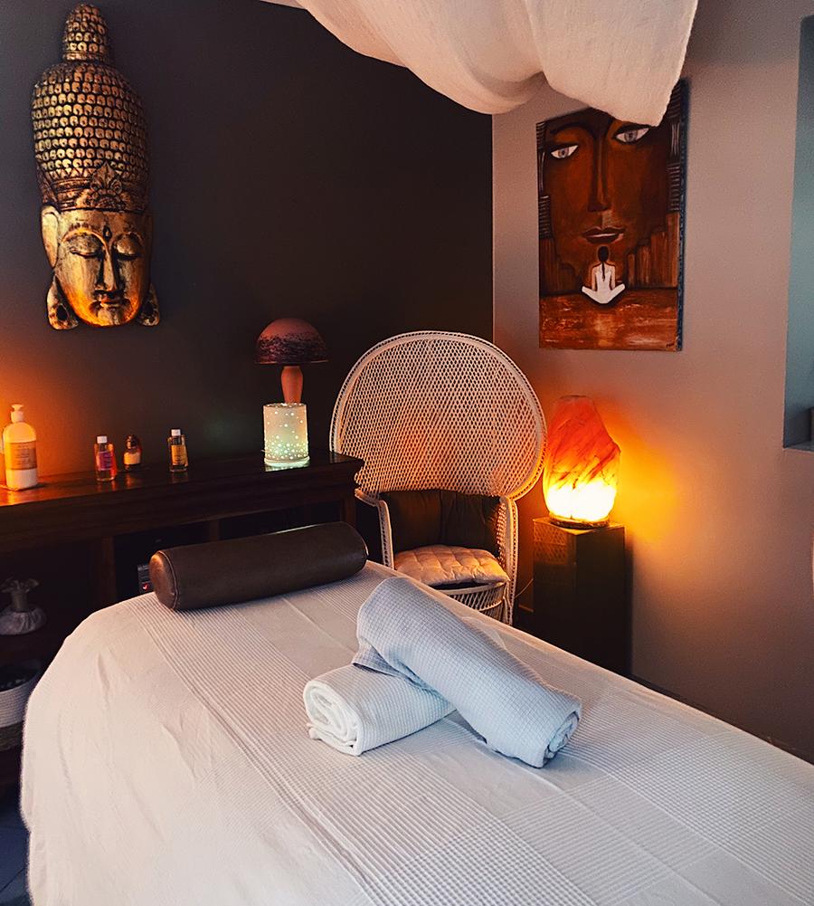 Salle de massage O Temple de l'O Ariège